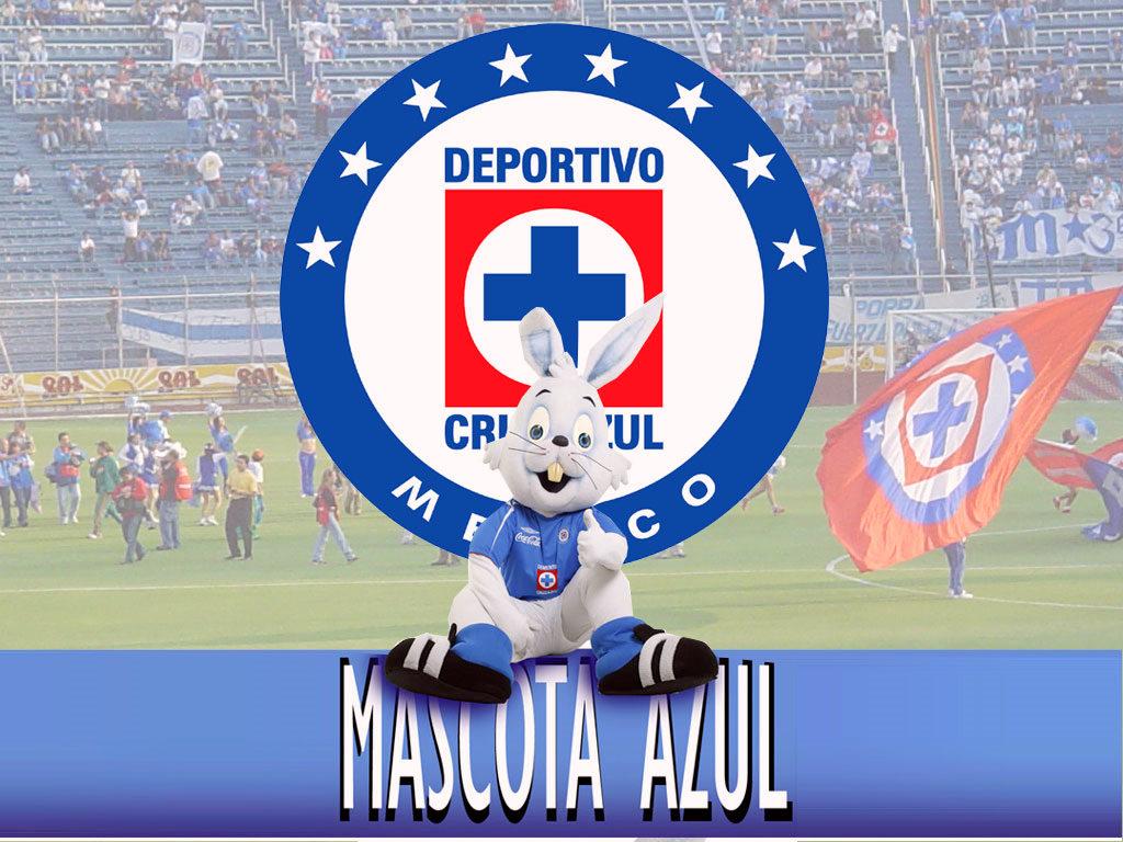 Wallpaper De La Maquina Del Cruz Azul